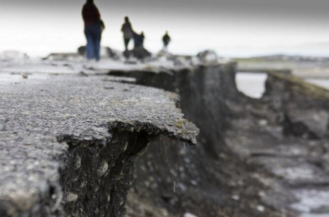 Drżą dwa islandzkie wulkany. Wybuchną?