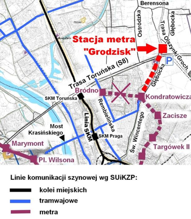 Radni postulują zmianę ostatniej stacji Waldemar Roszak