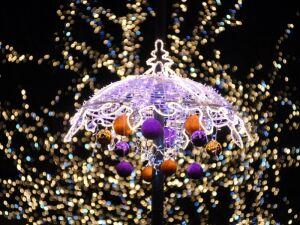 Świąteczna iluminacja po testach. Montaż w przyszłym tygodniu
