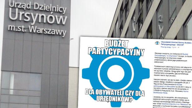 Awantura na Ursynowie Facebook, tvnwarszawa.pl