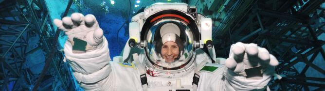 Pierwsza Włoszka poleci na ISS. Rakieta Sojusz wystartuje 24 listopada
