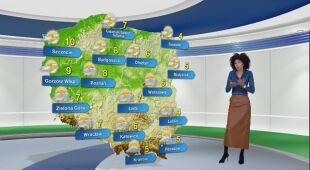 Prognoza pogody na poniedziałek 22.03