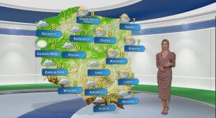 Prognoza pogody na wtorek 10.11