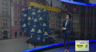 Omenaa Mensah o pogodzie w Polsce